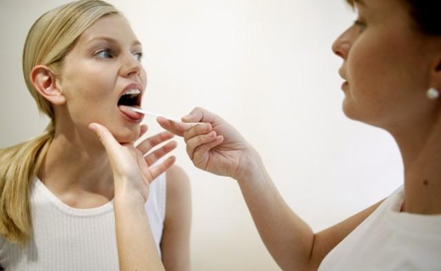Кровотечение из языка – причины и как остановить