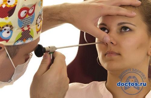 Корки в носу – причины и как избавиться