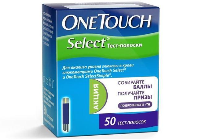 Глюкометр one touch select: инструкция по применению, какие полоски подходят, как пользоваться, отзывы, цены, параметры