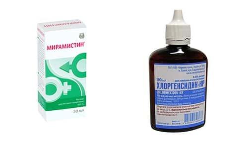 Что выбрать: Мирамистин или Хлоргексидин?