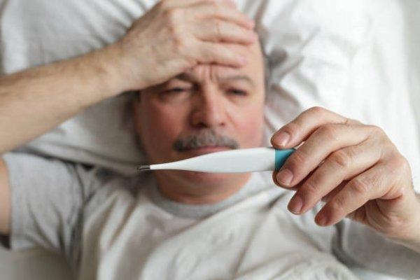 Температура при диабете сахарном 2 и 1 типа: как сбить, может ли быть повышенная, какая