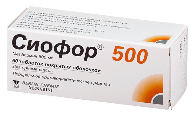 Глюкофаж или Сиофор: что лучше?