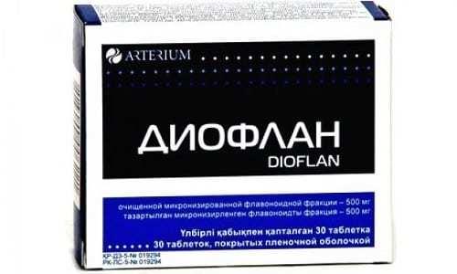 ДИОФЛАН - инструкция по применению, цена, отзывы и аналоги