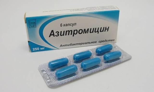 Амоксициллин и Азитромицин: что лучше?