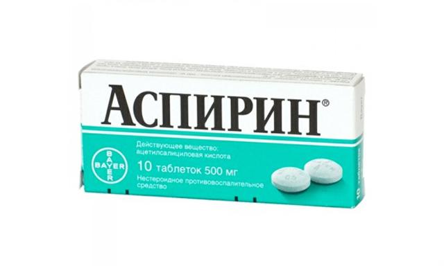 Что выбрать: Аспирин или Парацетамол?
